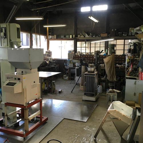 工場を機械化